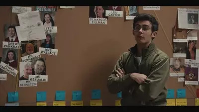 American Vandal 02x06 : All Backed Up- Seriesaddict